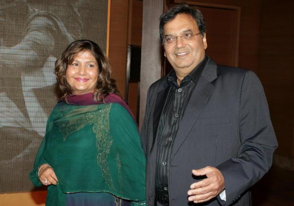 Anil Ambani「Businessman Anil Ambani Holds Bollywood Party」:写真・画像(13)[壁紙.com]