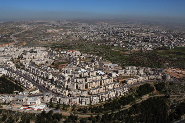 Human Settlement「Construction Continues In Controversial Jerusalem Developments」:写真・画像(2)[壁紙.com]
