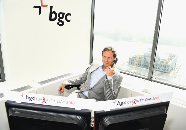 Josh Lucas「Annual Charity Day Hosted By Cantor Fitzgerald, BGC and GFI - BGC Office - Inside」:写真・画像(8)[壁紙.com]