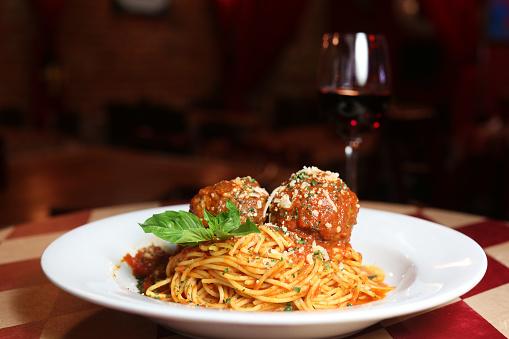 Meatball「Spaghetti and Meatballs」:スマホ壁紙(15)