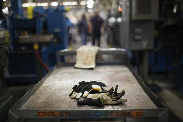 Factory「Reading, Pennsylvania Struggles To Overcome Vast Swaths Of Poverty」:写真・画像(13)[壁紙.com]