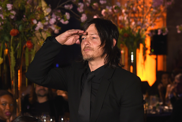 Norman Reedus「7th Annual Blossom Ball Benefiting The Endometriosis Foundation Of America Hosted By EFA Founders Padma Lakshmi And Tamer Seckin, MD - Inside」:写真・画像(8)[壁紙.com]
