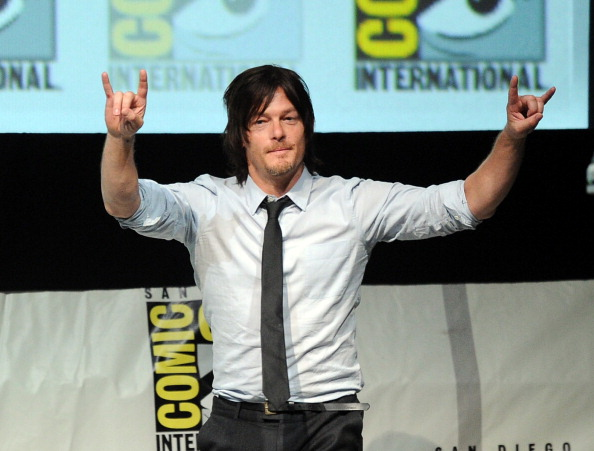 "The Walking Dead「AMC's ""The Walking Dead"" Panel - Comic-Con International 2013」:写真・画像(13)[壁紙.com]"