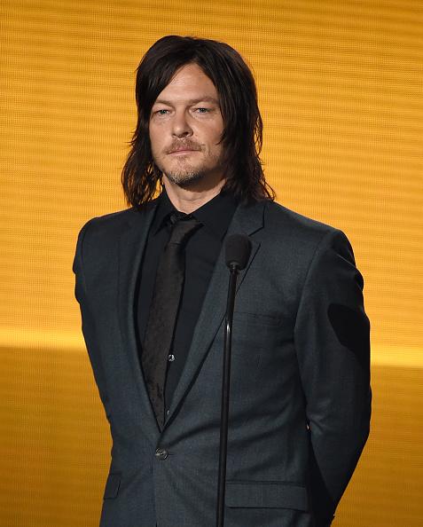 Norman Reedus「2015 American Music Awards - Show」:写真・画像(11)[壁紙.com]