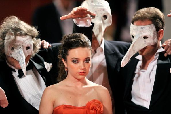 """Masquerade Mask「""""La Cinquieme Saison"""" Premiere - 69th Venice Film Festival」:写真・画像(17)[壁紙.com]"""