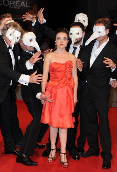 """Masquerade Mask「""""La Cinquieme Saison"""" Premiere - 69th Venice Film Festival」:写真・画像(18)[壁紙.com]"""
