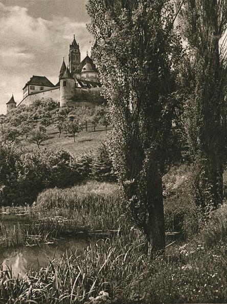 Physical Geography「Schwabisch-Hall. Komburg, 1931」:写真・画像(18)[壁紙.com]