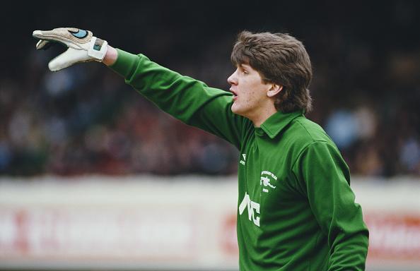 UK「John Lukic Arsenal Goalkeeper 1986」:写真・画像(19)[壁紙.com]