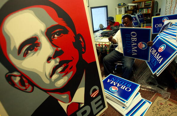Volunteer「Former Civil Rights Battlegrounds Await Culmination Of Historic Election」:写真・画像(6)[壁紙.com]