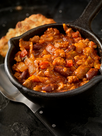 Chili Con Carne「Chili with Fresh Biscuits」:スマホ壁紙(12)