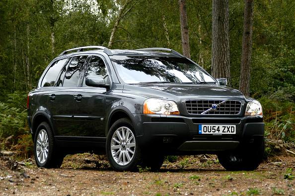 Expense「2004 Volvo XC90」:写真・画像(15)[壁紙.com]