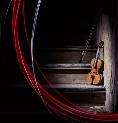 Violin「Stairways to music heaven」:スマホ壁紙(16)