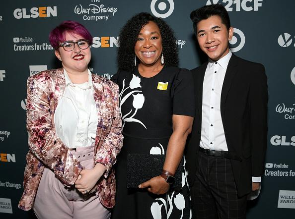 Respect「GLSEN Respect Awards – Los Angeles - Inside」:写真・画像(11)[壁紙.com]