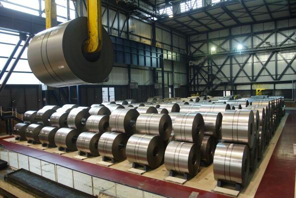 Steel「US And EU In Dispute Over Steel Tariffs」:写真・画像(7)[壁紙.com]
