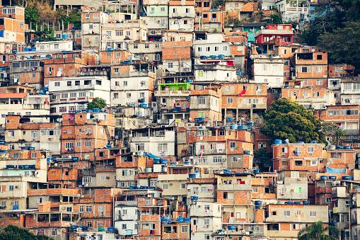 Poor Area「Favela, Brazil」:スマホ壁紙(11)