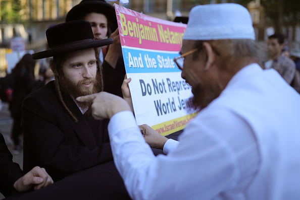 Religion「Palestinians Protest Against Israel In London」:写真・画像(2)[壁紙.com]