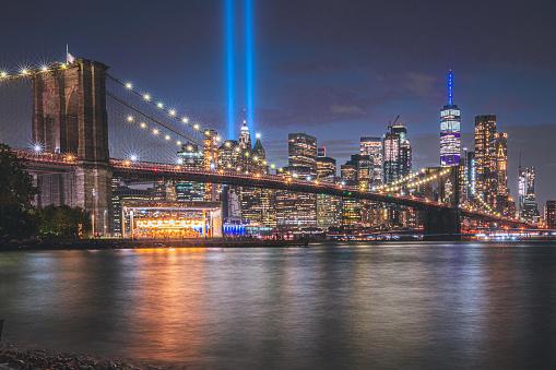 Number 11「9/11 Tribute in Light」:スマホ壁紙(13)