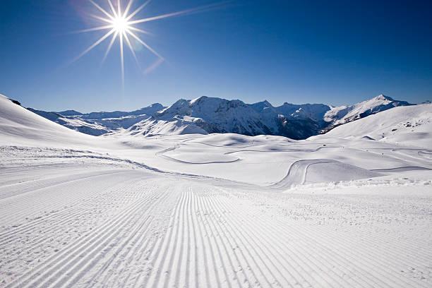 Ski Trail:スマホ壁紙(壁紙.com)