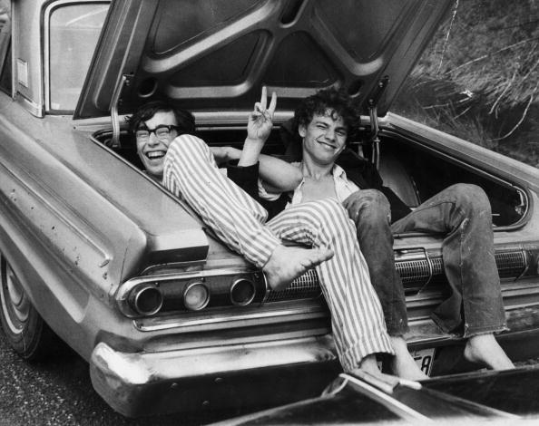 1969「Woodstock HItchers」:写真・画像(6)[壁紙.com]