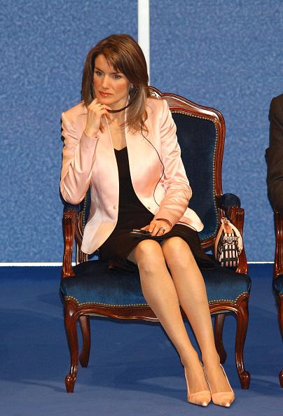 Spanish Royalty「Spanish Royals Attend Stephen Hawking Arturias Awards Press Conference」:写真・画像(19)[壁紙.com]