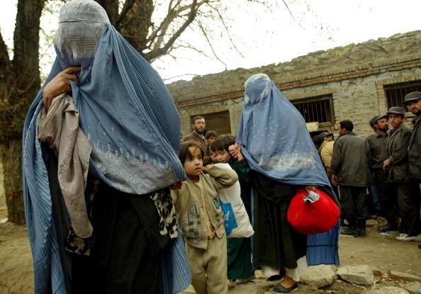 Kabul「Female Afghan Inmates Released」:写真・画像(4)[壁紙.com]