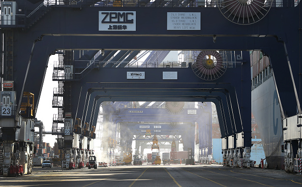 Felixstowe「Felixstowe UK's Biggest Container Port」:写真・画像(0)[壁紙.com]