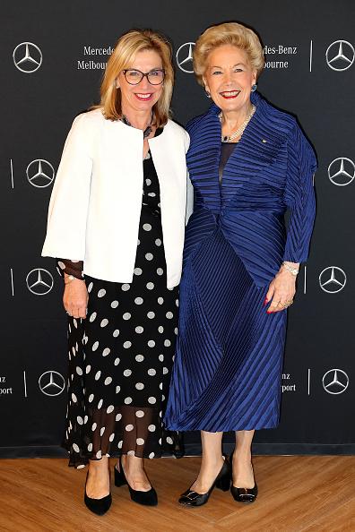 Suede Shoe「Mercedes-Benz 'Women Driving Change' Luncheon - Arrivals」:写真・画像(7)[壁紙.com]