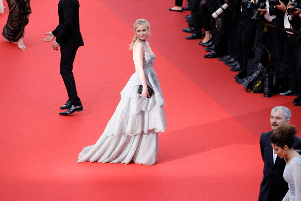 Alternative Pose「70th Anniversary Red Carpet Arrivals - The 70th Annual Cannes Film Festival」:写真・画像(18)[壁紙.com]