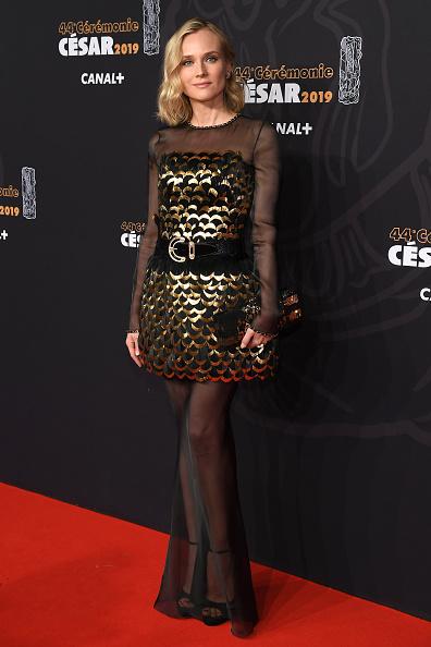 Diane Kruger「Red Carpet Arrivals - Cesar Film Awards 2019 At Salle Pleyel In Paris」:写真・画像(18)[壁紙.com]