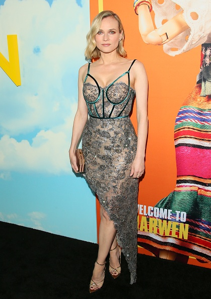 """Diane Kruger「Universal Pictures And DreamWorks Pictures' Premiere Of """"Welcome To Marwen"""" - Arrivals」:写真・画像(4)[壁紙.com]"""