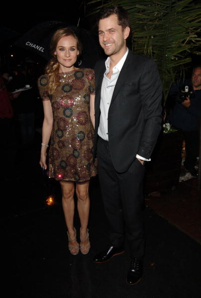 Mini Dress「Chanel And Charles Finch Pre-Oscar Party Celebrating Fashion And Film」:写真・画像(19)[壁紙.com]