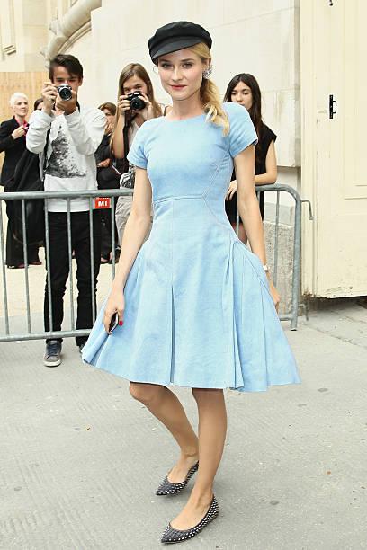 Chanel: Arrivals - Paris Fashion Week Haute Couture F/W 2012/13:ニュース(壁紙.com)