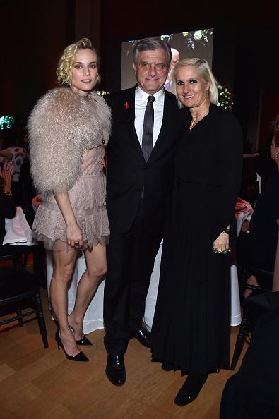 Christian Dior Shoe「Sidaction Gala Dinner 2017 - Paris Fashion Week - Haute Couture Spring Summer 2017」:写真・画像(4)[壁紙.com]