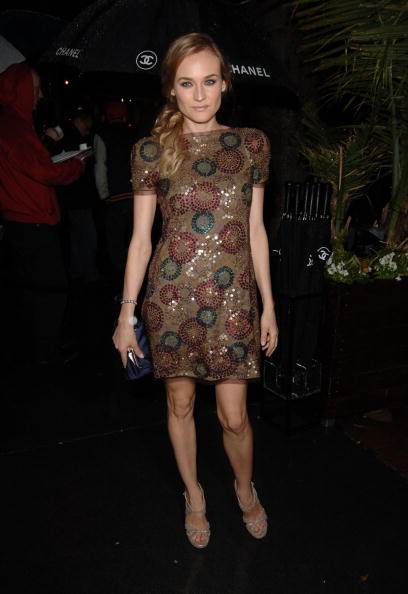 Mini Dress「Chanel And Charles Finch Pre-Oscar Party Celebrating Fashion And Film」:写真・画像(18)[壁紙.com]
