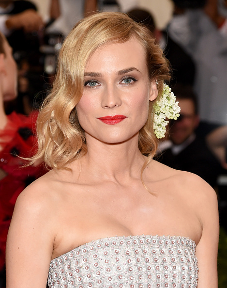 """Diane Kruger「""""China: Through The Looking Glass"""" Costume Institute Benefit Gala - Arrivals」:写真・画像(19)[壁紙.com]"""