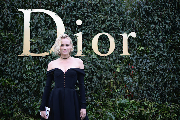 Spring Collection「Christian Dior : Outside Arrivals - Paris Fashion Week - Haute Couture Spring Summer 2017」:写真・画像(5)[壁紙.com]