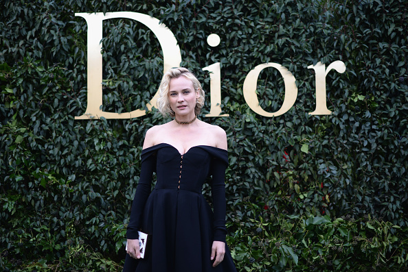 Spring Collection「Christian Dior : Outside Arrivals - Paris Fashion Week - Haute Couture Spring Summer 2017」:写真・画像(4)[壁紙.com]