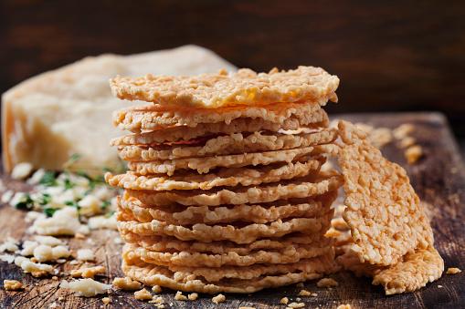 Ketogenic Diet「Parmesan Cheese Crisps」:スマホ壁紙(17)