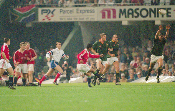 Club Soccer「1997 South Africa v British and Irish Lions Second Test Match Durban」:写真・画像(6)[壁紙.com]