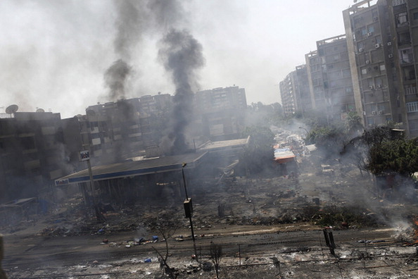 2013「Many Feared Dead As Egyptian Security Forces Clear Cairo Protest Camps」:写真・画像(8)[壁紙.com]