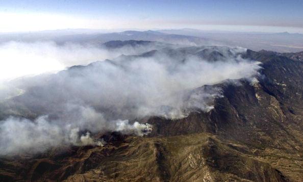 Norma Jean Gargasz「Aspen Fire Continues To Burn In Arizona」:写真・画像(18)[壁紙.com]