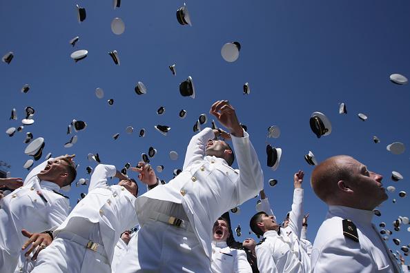 Bestpix「Naval Academy Cadets Attend Graduation In Annapolis, Maryland」:写真・画像(6)[壁紙.com]