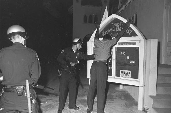 Racial Tensions「Riot Suspect」:写真・画像(3)[壁紙.com]