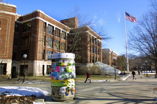 Campus「Exterior View Of The University Of Michigan Campus」:写真・画像(3)[壁紙.com]