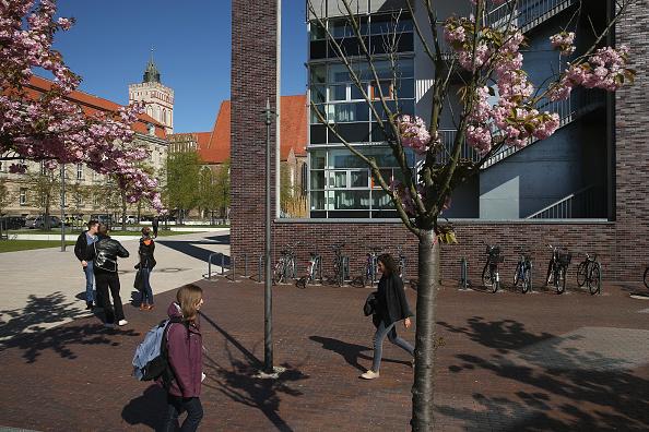 University「10th Anniversary Of EU Eastern Expansion Nears」:写真・画像(5)[壁紙.com]