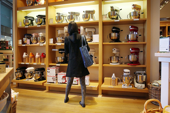 Kitchen「Williams-Sonoma Posts A 90 Percent Decline In Quarterly Profits」:写真・画像(18)[壁紙.com]