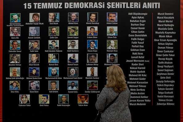 Effort「Increased Nationalism Dominates Turkey Post Failed Coup Attempt」:写真・画像(10)[壁紙.com]