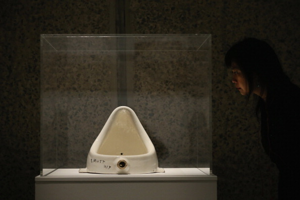 Marcel Duchamp「Press Preview At The Barbican Art Gallery Their New Exhibition The Bride And The Bachelors」:写真・画像(0)[壁紙.com]