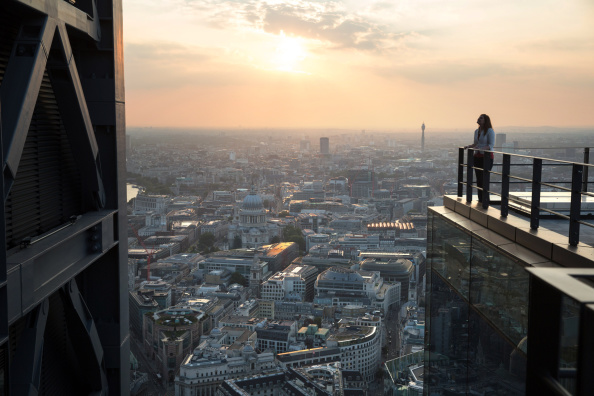 122 Leadenhall Street「Inside The City Of London's New Landmark Skyscraper」:写真・画像(13)[壁紙.com]