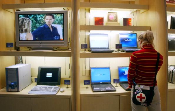 Desktop PC「New York Sony Store」:写真・画像(10)[壁紙.com]